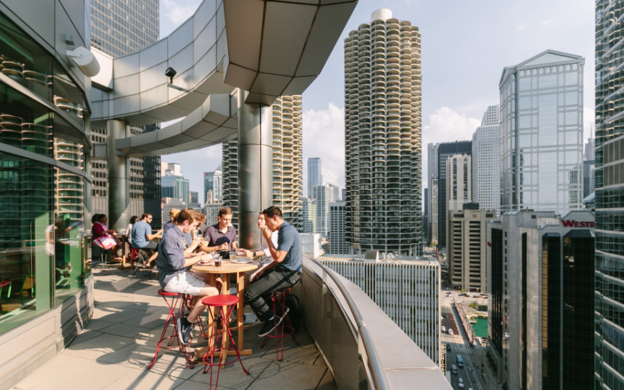 WeWork Kinzie Terrace, Chicago